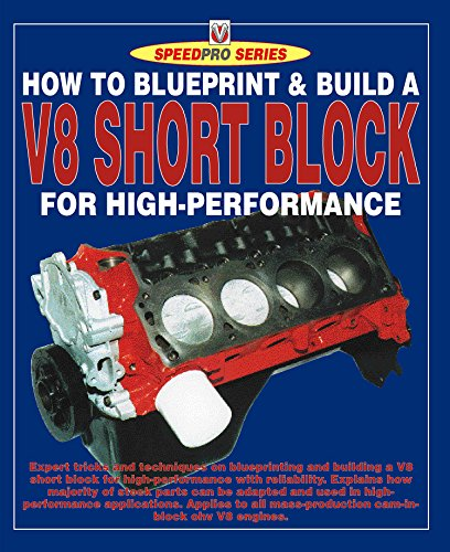 How to Blueprint & Build a V8 Short Block for High-Performance (SpeedPro series) ()