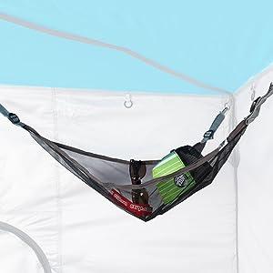E-Z UP Inc. GLCBGY Gear Loft Canopy Hanging Shelf