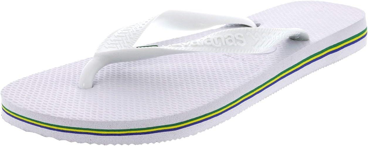 Basic Brasil Sandal 39 White
