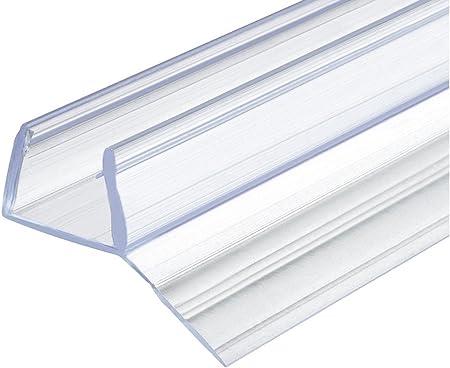 100 cm transparent Joint d/étanch/éit/é universel /à raccourcir pour pare-baignoire