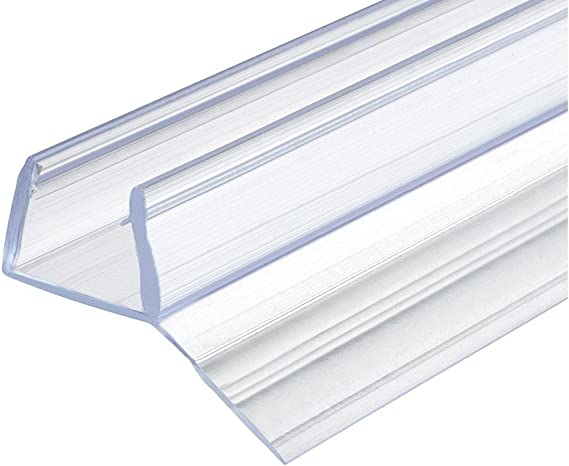 Junta de repuesto para puerta de cristal de ducha (10-12 mm, 200 ...