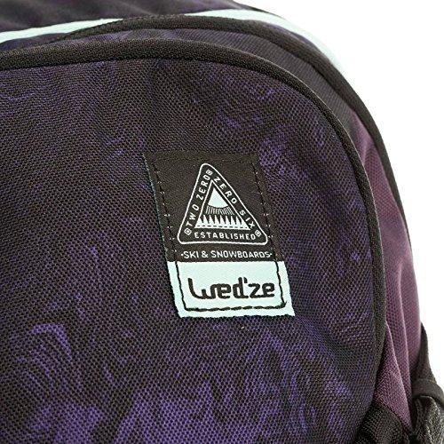 Mochila Wedze para esquí y snowboard con correas de esquí/tabla, morado: Amazon.es: Deportes y aire libre