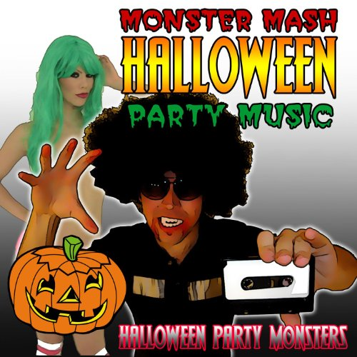 Monster Mash Halloween Party Music -