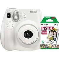 Câmera instantânea Fujifilm Instax Mini 7s + Filme INSTAX_KIT4B