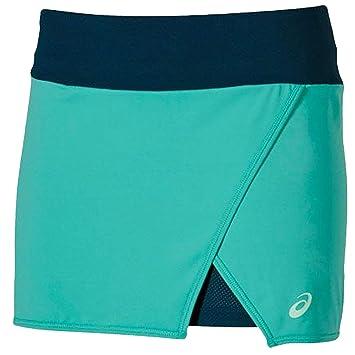 ASICS - Padel Skort, Color Azul, Talla XS: Amazon.es: Deportes y aire libre