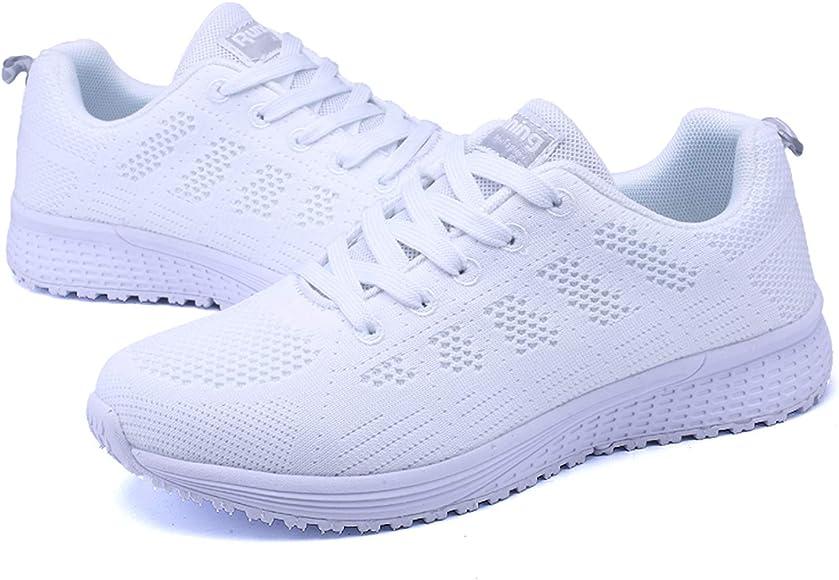 Lanchengjieneng Mujer Entrenador Zapatos Gimnasio Deportes ...