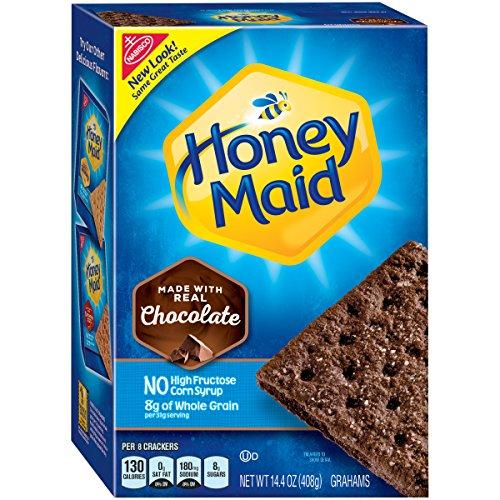 (Honey Maid Chocolate Graham Crackers, 14.4 oz)