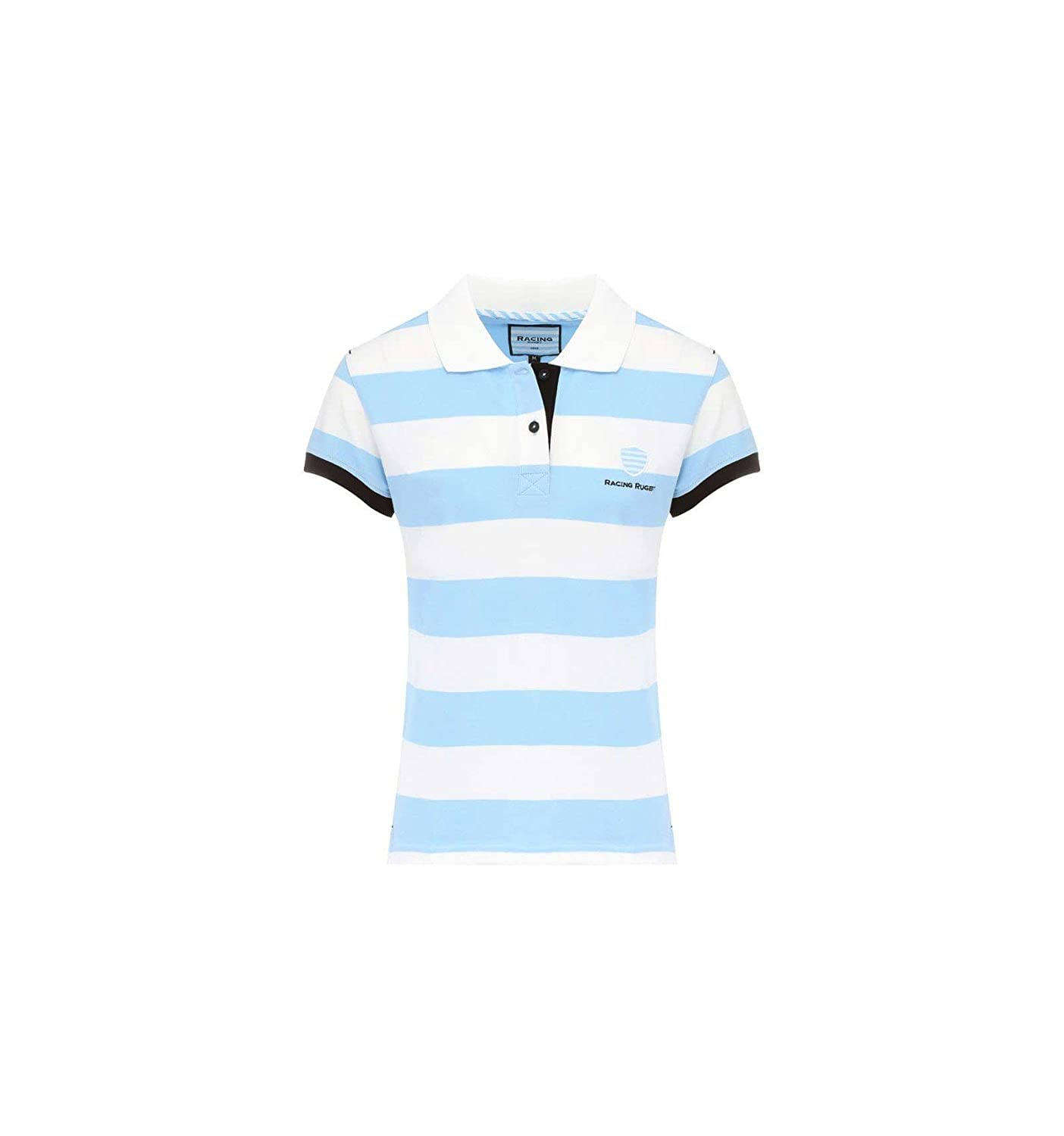 RACING 1882 Polo Rugby Femme - Racing 92