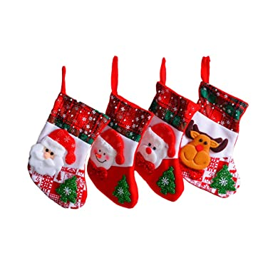 Amazon.com: Yunhany Direct Santa Claus/Snowman/Elk/Bear ...