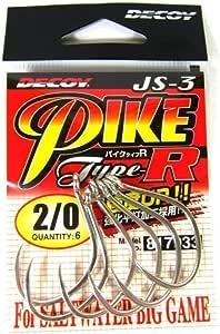 Decoy SG-3 Shore Fine Hook Size S 7 0629