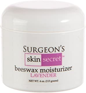 product image for Surgeon's Skin Secret Beeswax Moisturizer 4 oz Jar - Lavender