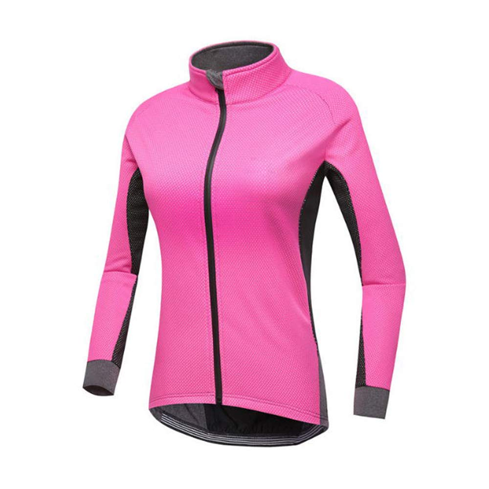 Huateng Womens Fleece Lightweight Waterproof Windproof Jacket