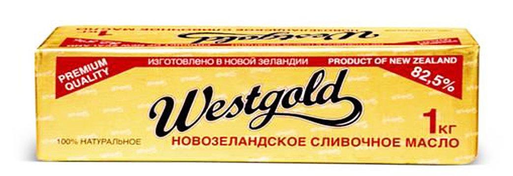 ニュージーランド産グラスフェッドバター無塩1kg冷凍