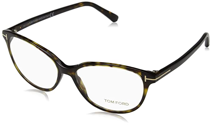 Tom Ford FT5421, Monturas de gafas para Mujer, Marrón (Avana ...