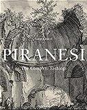 Piranesi: Complete Etchings