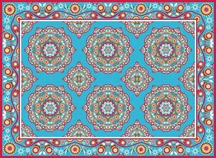 Vinyl Floor Mats >> Amazon Com Matart Decorative Vinyl Floor Mat For Kitchen Front