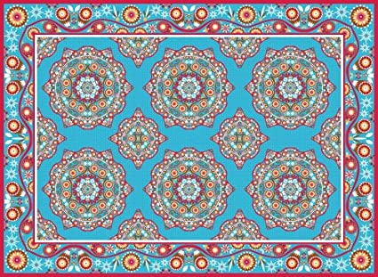 Vinyl Floor Mats >> Amazon Com Matart Decorative Vinyl Floor Mat For Kitchen