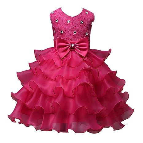 V1 Clothing Co Vestido Para Niña De 1 A 3 Años 70 Cm 80 Cm