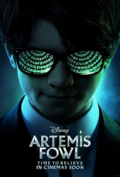 Cậu bé Artemis Fowl - Artemis Fowl