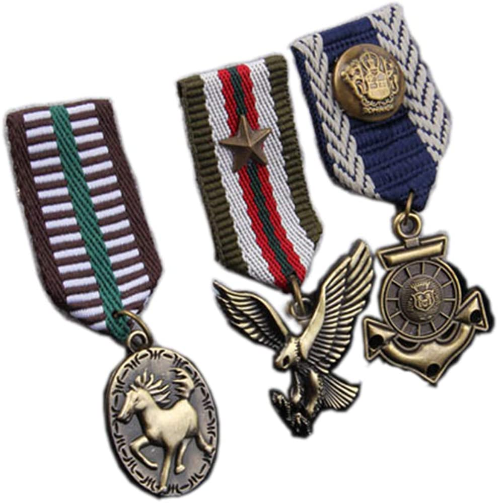Ribbons High Quality Free Delivery 10 x Archery Metal Medals