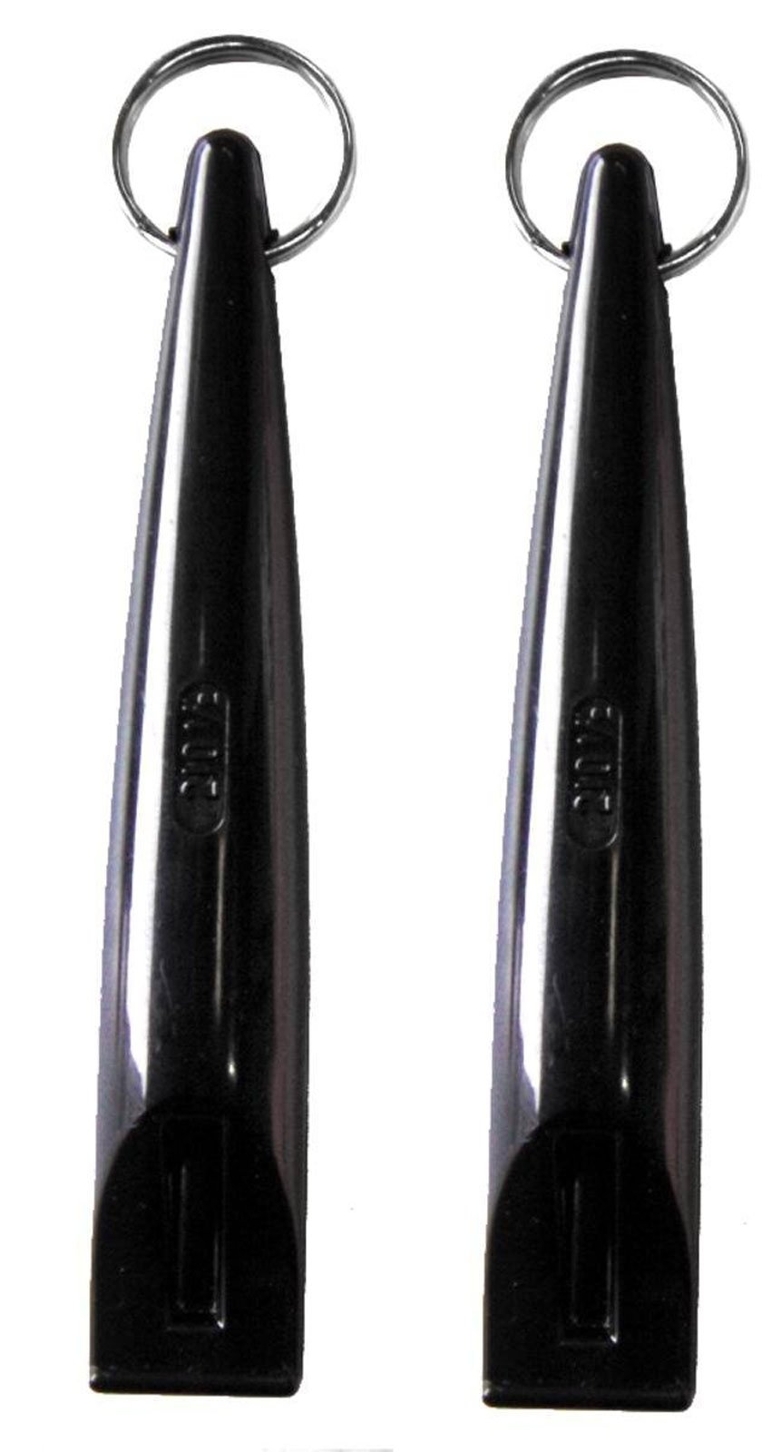 Acme Dog Whistle 210.5 Black (2 Pack) by ACME