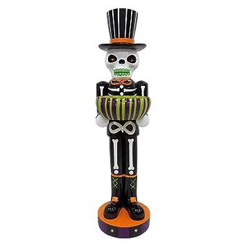 Memberu0027s Mark 4u0027 Halloween Door Greeters Skeleton  sc 1 st  Amazon.com & Amazon.com : Memberu0027s Mark 4u0027 Halloween Door Greeters Skeleton ...