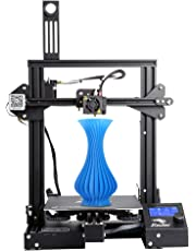 Creality New Version Ender 3 Pro 3D Printer with Megnetic Hot Bed Sticker & UL Certified Power Supply Device