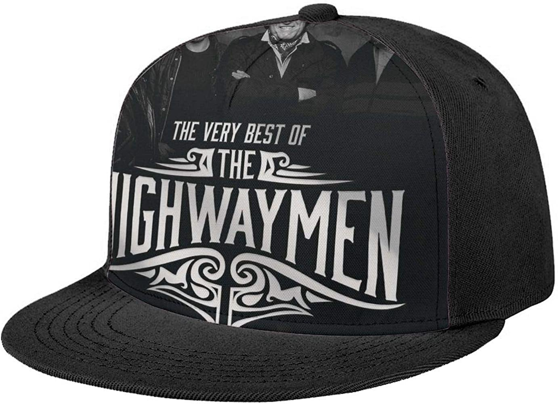 NA The Highwaymen Hermosa (Unisex) Gorra De Béisbol Personalizada ...