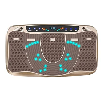 Plataformas vibratorias Máquina de pérdida de Peso por vibración ...