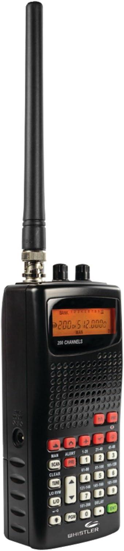 Whistler WS1010 Analog Handheld Scanner