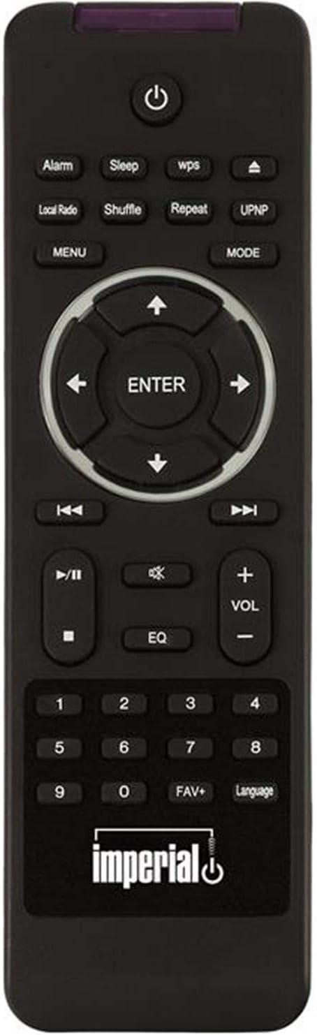 Telestar Remote Control Dabman I200 Cd And I250 Elektronik