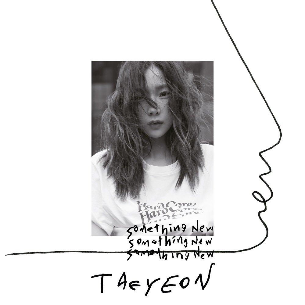 CD : Taeyeon - Something New (3rd Mini Album)
