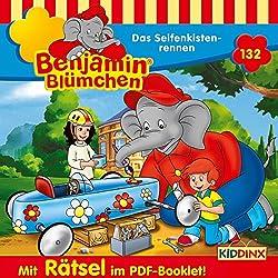 Das Seifenkistenrennen (Benjamin Blümchen 132)