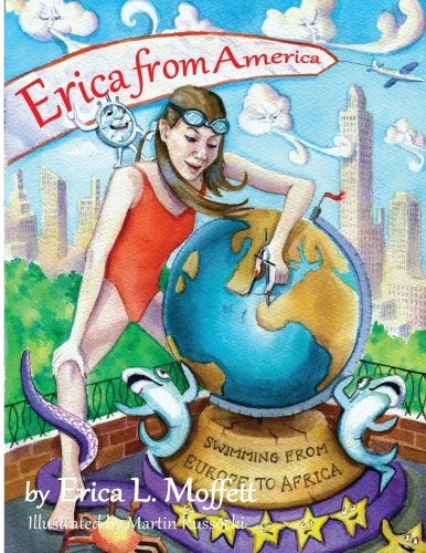 Download Erica From America: Swimming from Europe to Africa PDF