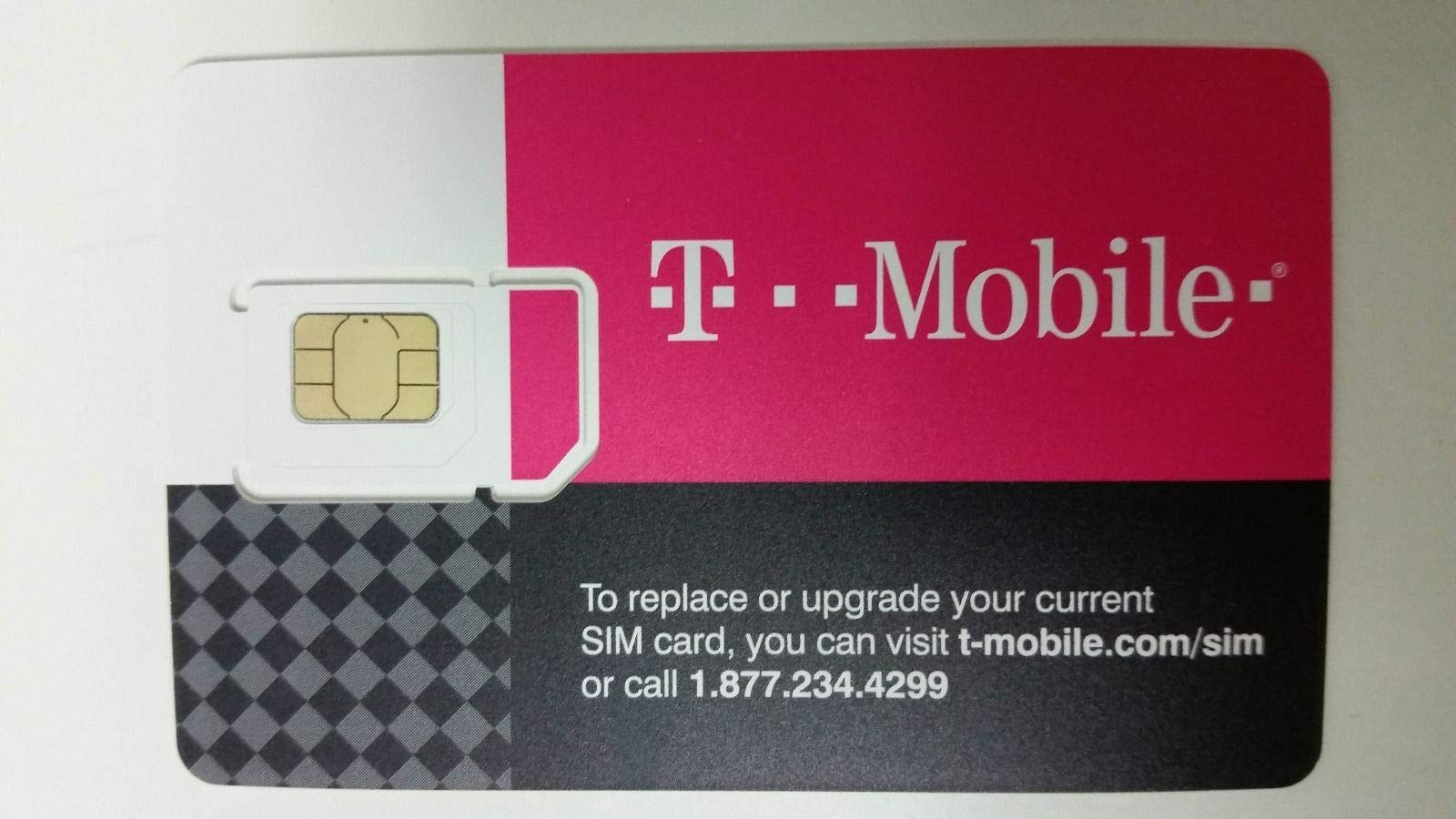 T-Mobile Prepaid SIM Card Unlimited Talk, Text, and Data for 30 days (For use in United States) by T-Mobile