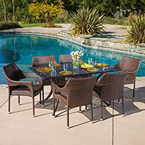 61wQiJnNfjL._SS300_ Wicker Dining Tables & Wicker Patio Dining Sets