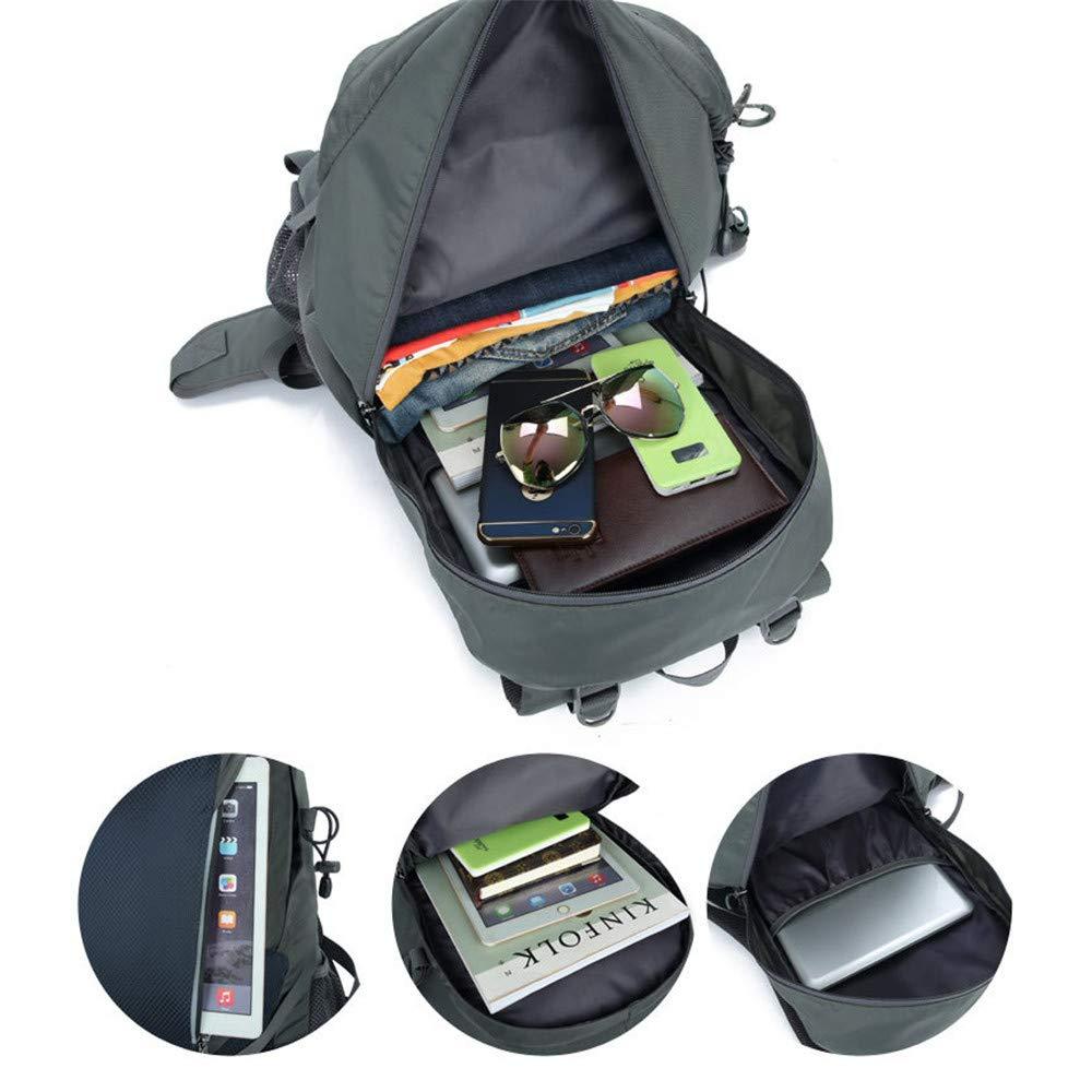 LUUT Nylon Wasserdicht Reiserucksack Mode Patchwork Außentasche Outdoor Sport Rucksack Rucksack Rucksack Einfach Daypack B07LFXKCQS Daypacks Diversifiziertes neues Design a685ed