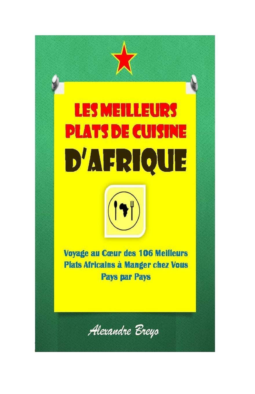 Les Meilleurs Plats De Cuisine D Afrique Voyage Au Cœur Des 106