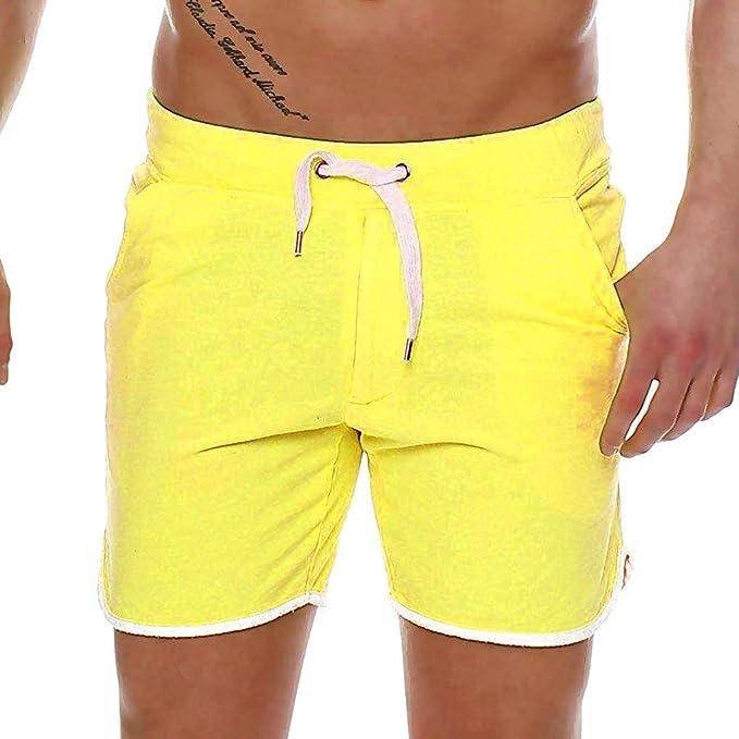 444dd68eaa4e Vectry Bañadores Hombre Bañador Short Hombre Pantalones de Playa ...