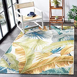 61wQlhgrmwL._SS300_ Best Tropical Area Rugs