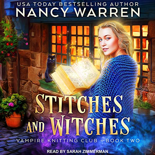 (Stitches and Witches: Vampire Knitting Club, Book 2 )