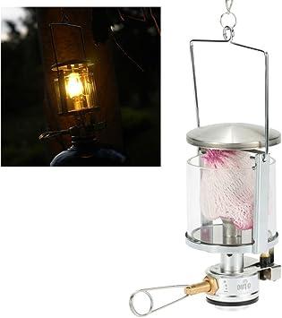 Raitron - Farol de Camping con lámpara de Gas para Tienda de ...