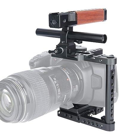 NICEYRIG - Juego de Jaula Universal para cámara réflex Digital con ...