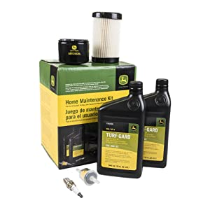 John Deere Original Equipment Filter Kit #LG266
