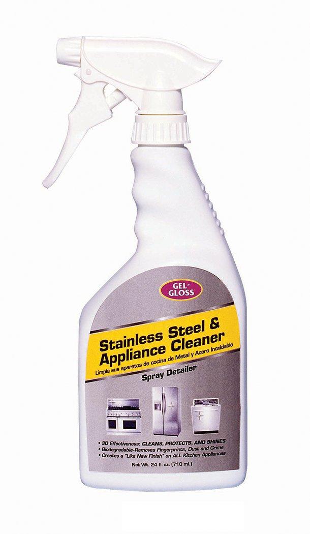 Amazon.com: gel-gloss AC-24 – Limpiador de acero inoxidable ...