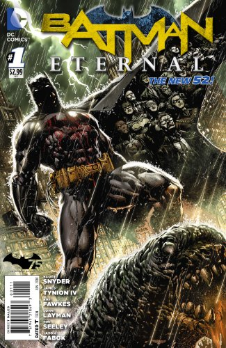Batman Eternal #1 2014 *DC Comics* (Batman Eternal 1)