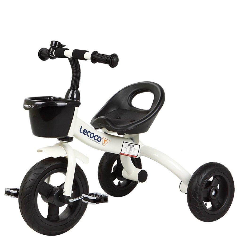 Kinder Dreirad, Fahrrad Baby Kinderwagen Spielzeugauto 2-3-5 Jahre alt Kinder Fahrrad