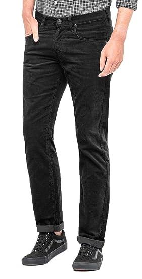 558d5528 Lee Men's Daren Zip Fly Corduroy Trousers: Amazon.co.uk: Clothing
