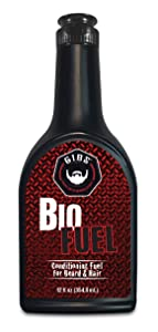 GIBS Grooming Biofuel Conditioning Fuel for Beard & Hair, 12 Fl Oz