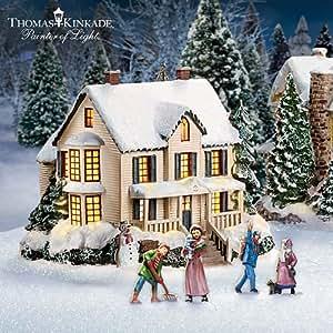 Thomas Kinkade's Christmas Village Collection: Artist Select